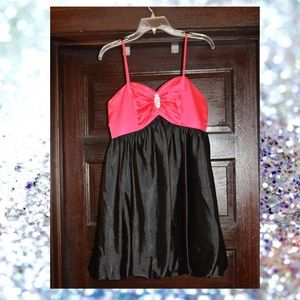 Cute and Fin party dress